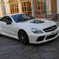 Mercedes-Benz SL 65 AMG Black Series Brabus Stealth T65 RS