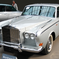 Rolls-Royce Silver Shadow by Pierre Scapula