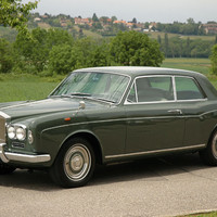 Rolls-Royce Silver Shadow 2-door Saloon by H. J. Mulliner, Park Ward Ltd