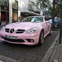 Mercedes-Benz SLK 55 Kleemann S8 Kompressor (pink)