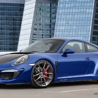 Porsche 911 Carrera Stinger by TopCar