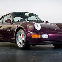 Porsche 911 (964) Turbo 3.6 (amethyst metallic)
