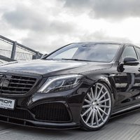 Mercedes-Benz S-Class (W222) by Prior Design