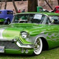 Cadillac Eldorado Custom