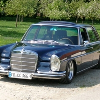 Mercedes-Benz 250 S (W108) Low Rider