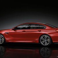 BMW M6 GranCoupe by BMW Individual (Frozen Red)