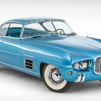 Dodge Fire Arrow III by Ghia