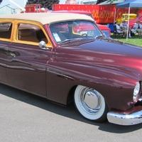 Mercury Woody Wagon 1950