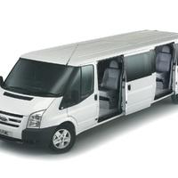 Ford Transit XXL Duratorq-TDCi