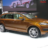 Audi Q7 4.2 Facelift (Ipanema Brown metallic)