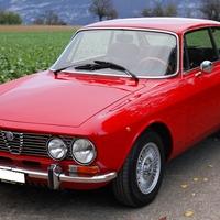 Alfa Romeo 2000 GTV Coupe