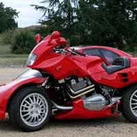 Snaefell Laverda Sidecar Project