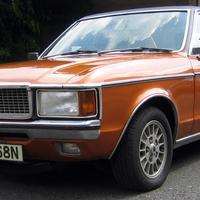 Ford Granada V6 2,8 Limousine Ghia