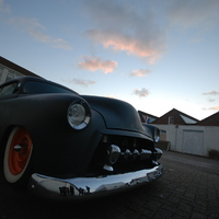 Chevrolet Bel Air Chop Head