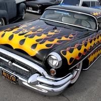 Buick Custom Flame