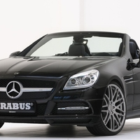 Mercedes-Benz SLK 250 BE B25S by Brabus