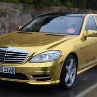 Mercedes-Benz Arany Flotta - 65th Palme d'Or, Cannes