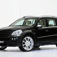 Mercedes-Benz GL 63 Biturbo by Brabus