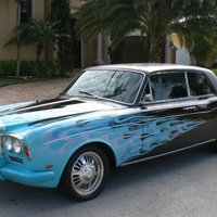 Rolls-Royce Silver Shadow Coupe Custom