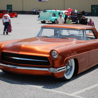 Lincoln Continental Custom 1951