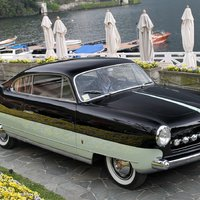 Fiat 1400 B Junior Coupe by Ghia