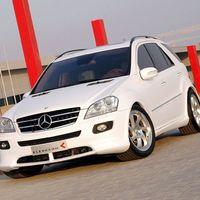 Mercedes-Benz ML63 K Biturbo by Kleemann