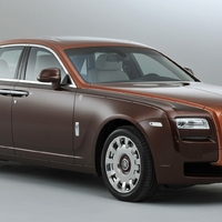 Rolls-Royce Ghost One Thousand and One Nights Collection