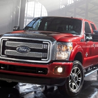 Ford F-series Super Duty Platinum