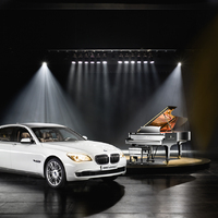 BMW ActiveHybrid 7 L Individual by Steinway & Sons