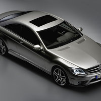 Mercedes-Benz CL65 AMG 40th Anniversary Edition (designo Alubeam)