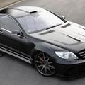 Mercedes-Benz CL 500 (W216) Black Edition Widebody by Prior Design