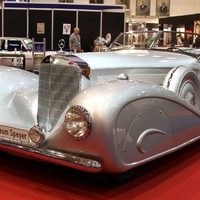 Mercedes-Benz 500 K by Erdmann & Rossi