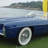 Bugatti Type 101 C Roadster by Ghia