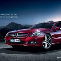 Kitekintő: a legjobb autós reklámok - Mercedes-Benz SL