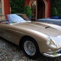 Ferrari 250 GT Cabriolet Pininfarina Series 1
