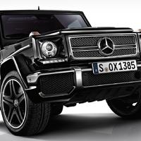 Breaking News: Mercedes-Benz G 65 AMG (2012) - ELSŐ HIVATALOS FOTÓK!