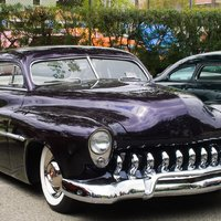 Mercury Eight Custom Lead Sled