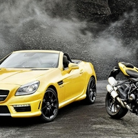 Mercedes-Benz SLK 55 AMG by Ducati