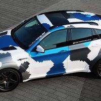 BMW X6M Stealth by insidePerformance