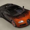 Bugatti Veyron 16.4 Grand Sport Bernar Venet