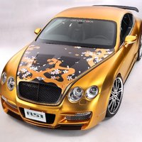 Bentley Continental GT by ASI