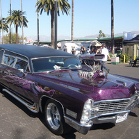 Cadillac Funeral Coach (Kargoyle, Terror on Wheels)