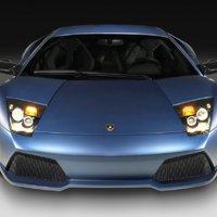 Lamborghini Murcielago LP 640 Ad Personam (matt kék)