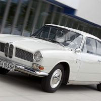 BMW 3200 CS by Bertone