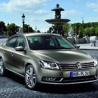 Breaking news: Volkswagen Passat Limousine / Variant - 2011-es új modell