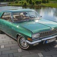Opel Diplomat A V8 Coupe by Opel CEO Karl-Thomas Neumann