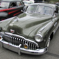 Buick Super Eight Dyna Flow Low Rider
