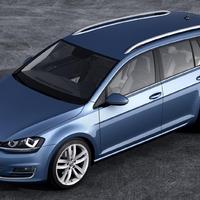 BREAKING NEWS: VW GOLF 7 VARIANT - ELSŐ HIVATALOS KÉPEK!