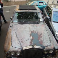 Rolls-Royce Silver Shadow Rat Look