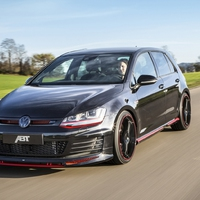 Volkswagen Golf VII GTI Dark Edition by ABT